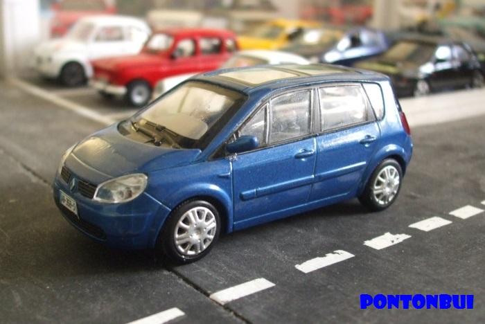 * 01 - Renault ( Les modernes post-1990 )  Scanic16
