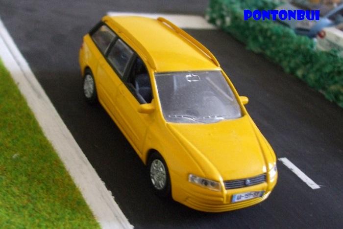 * 10 - Fiat ¤ Stilo110