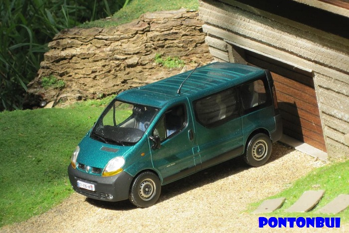 * 01 - Renault ( Les modernes post-1990 )  Trafic12
