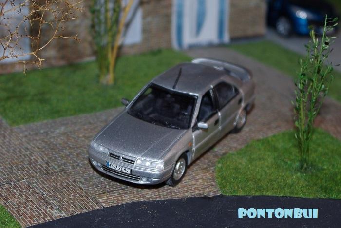 03 - Citroën ( Les Modernes Post-1990 )  Xantia11