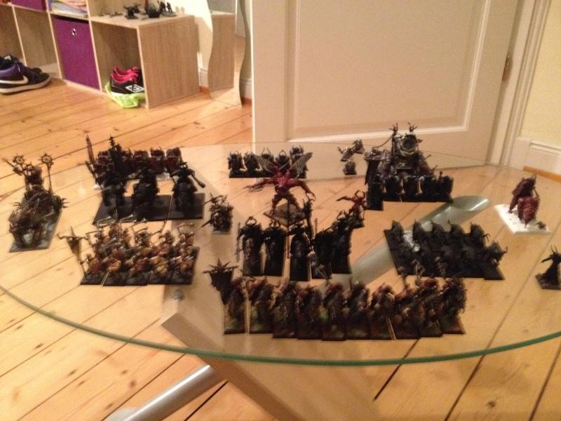 Armée Warhammer battle Guerrier du Chaos Img_1210