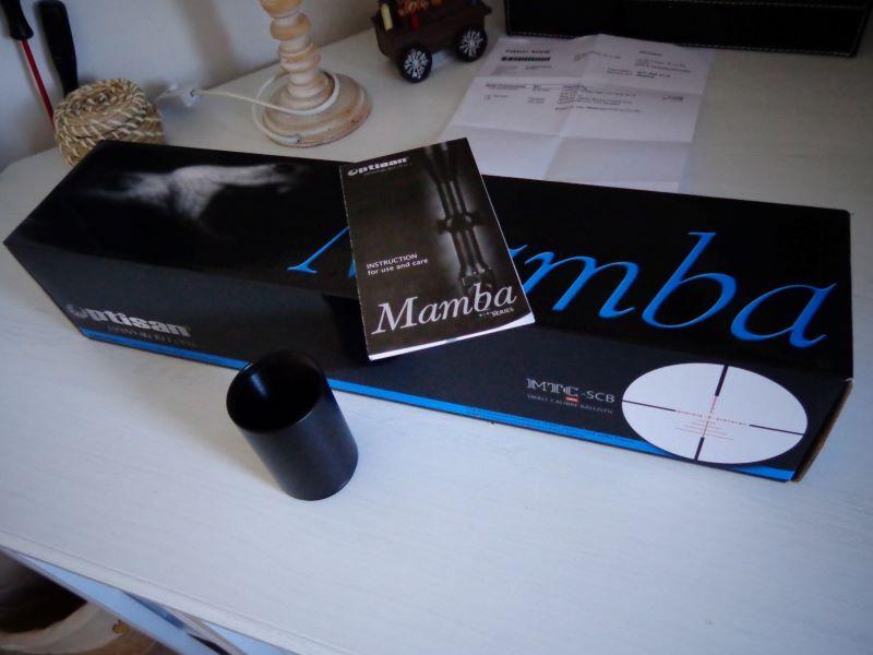 Arrivée de la lunette Manba Optisan 1.5-6 par 42 - Page 2 Mamba_11