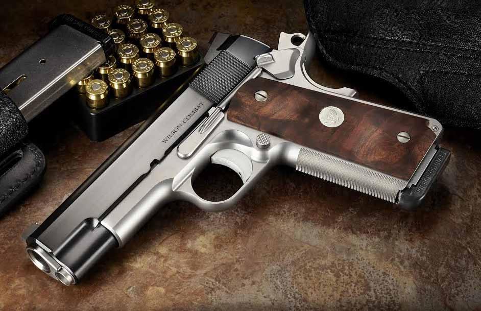 Colt 1911 160' anniversary - Page 2 Wilson10