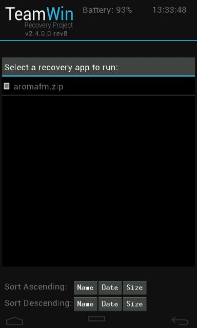 [INFO] [24 11 2013][RECOVERY] Team Win Recovery Project (TWRP) | Extended 811