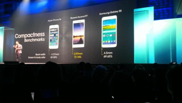 Présentation Officielle du Huawei Ascend P7 Finess11