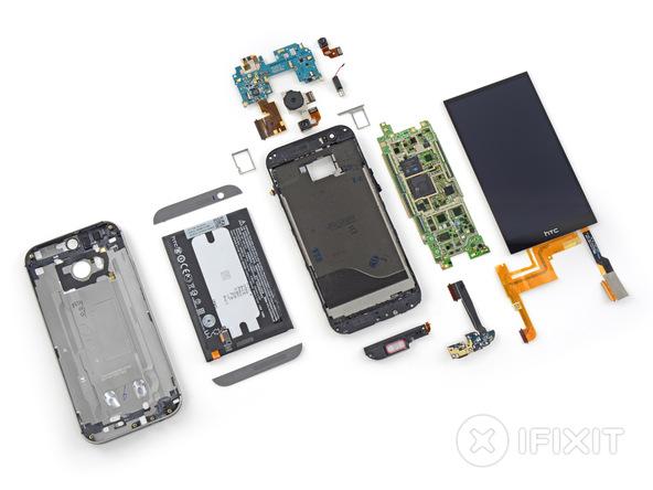 [INFO HTC ONE M8] CARACTÉRISTIQUES DU HTC ONE M8 Kefoyr10