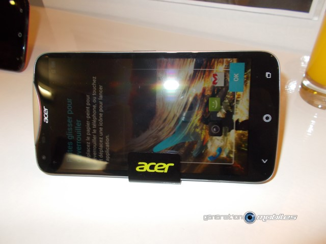 ACER4CINEMA ACER LIQUID S2, FILMS EN 4K Liquid10