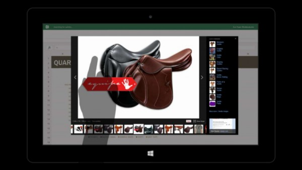 Microsoft Office bientôt tactile? Micros11