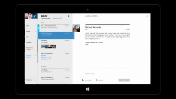 Microsoft Office bientôt tactile? Micros14