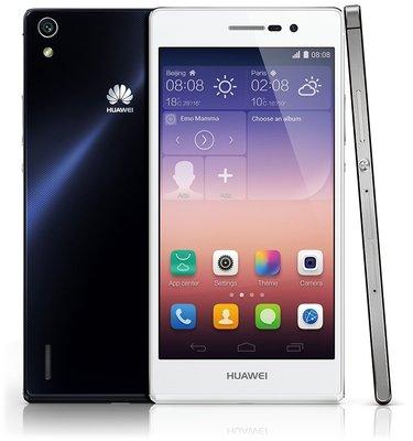 Présentation Officielle du Huawei Ascend P7 Photo-10