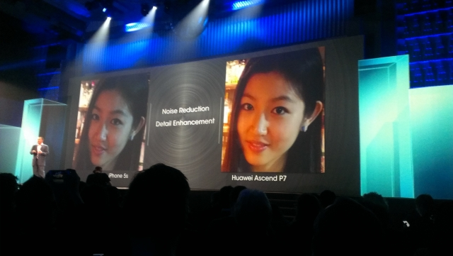 Présentation Officielle du Huawei Ascend P7 Photo110