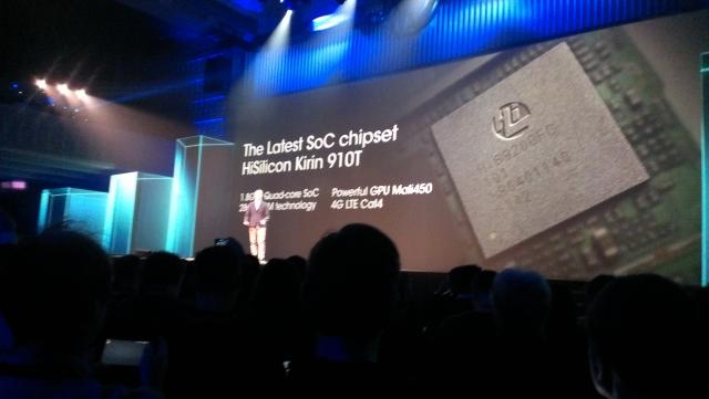 Présentation Officielle du Huawei Ascend P7 Procce10