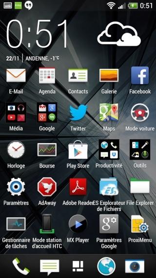 [ROM JB 4.2.2/SENSE5] 05/06 Team Venom ViperX 4.1.1 - welcome to the future- HTC ONE X Screen22