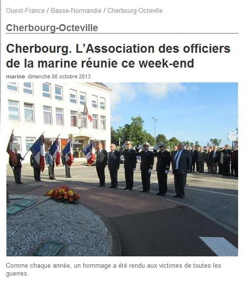 [ Associations anciens Marins ] AOM (ASSOCIATION DES ANCIENS OFFICIERS DE LA MARINE) Aom11