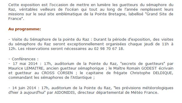 SÉMAPHORE - LE RAZ (FINISTÈRE) - Page 2 Raz110
