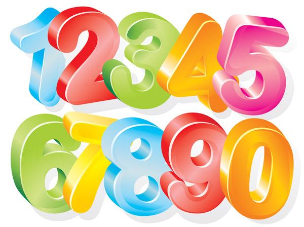 ارقام 3d جديد - صفحة 2 123