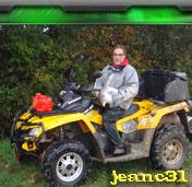 Quad Salvetain - Portail Jeanc310