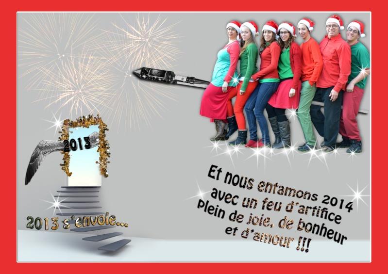 Les voeux de fin d'année Franse10