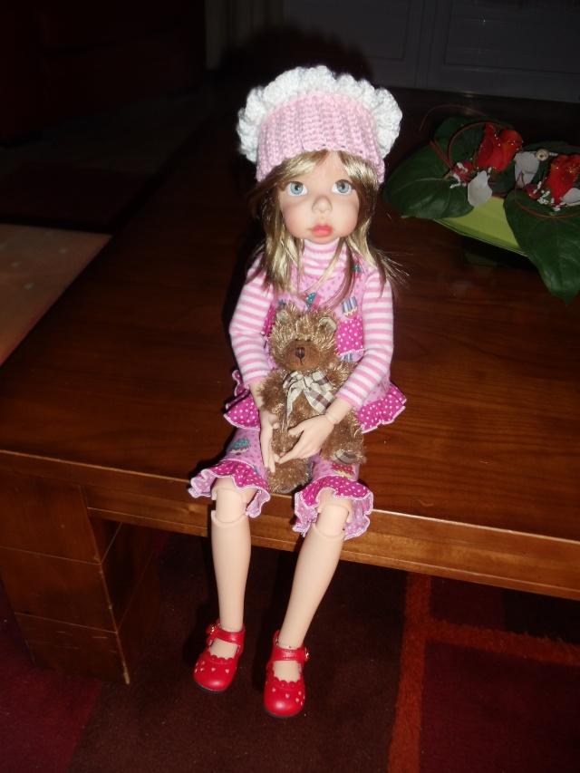 Je vous présente ma nouvelle chérie Olivia Artiste Bo Bergemann Dsc04010
