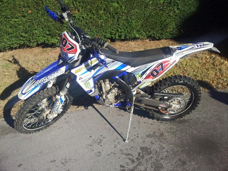 SHERCO 300 SE Racing  VENDUE VENDUE VENDUE 20131210