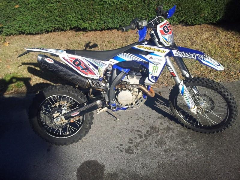 SHERCO 300 SE Racing  VENDUE VENDUE VENDUE 20131211