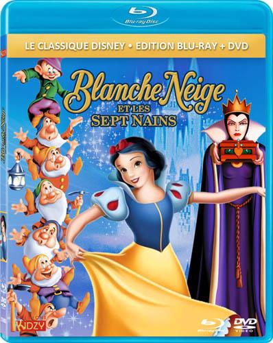 [BD + DVD Kidzy] Blanche Neige et les Sept Nains (Poisson d'Avril 2014) Blanch12