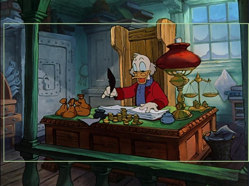 [Débat] Des « restaurations » controversées chez Disney : Merlin l'Enchanteur, Le Noël de Mickey... Noal_d10