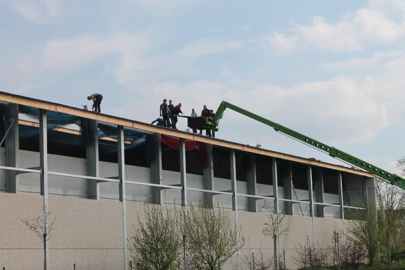 Petitpom construit un hangar à pdt ! Photos14