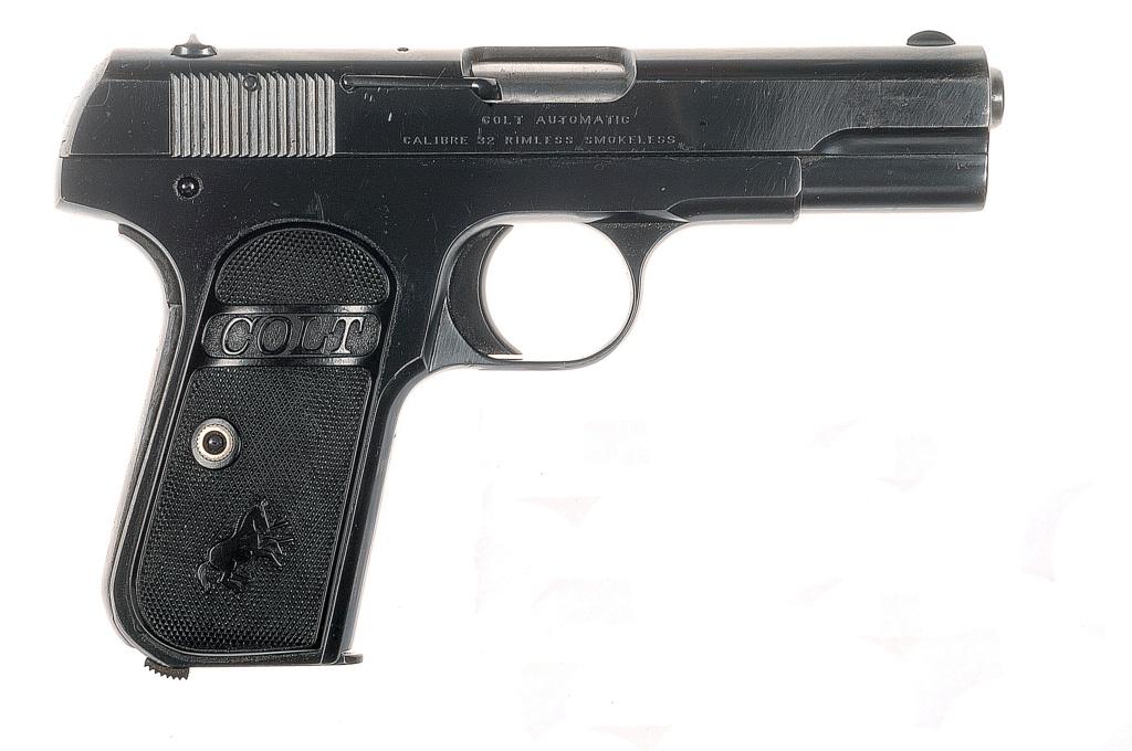COLT 1903 pocket hammerless  _dsc5011