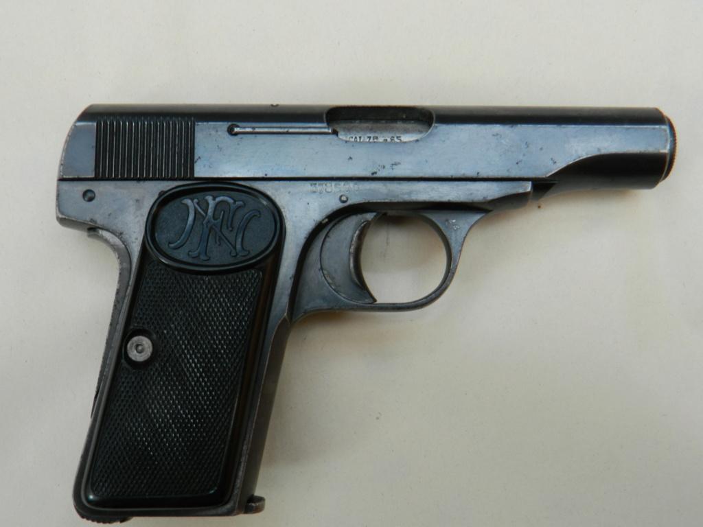 FN 1910  Armée Belge  Dscn2516