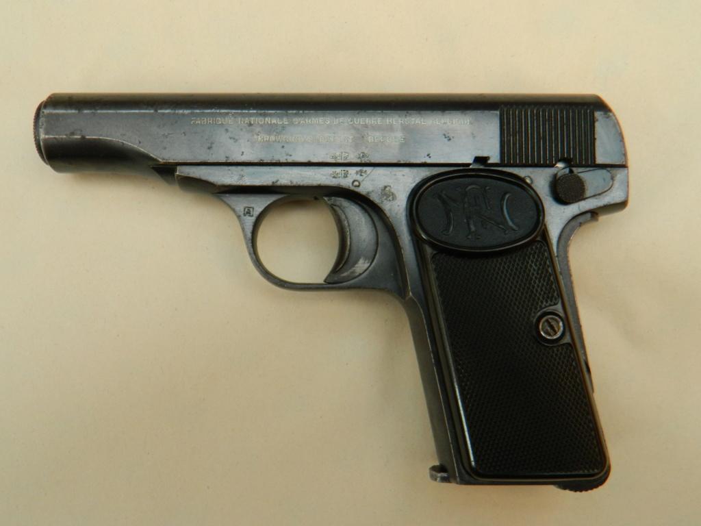 FN 1910  Armée Belge  Dscn2518