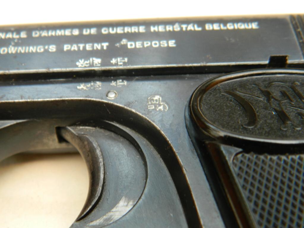 FN 1910  Armée Belge  Dscn2519