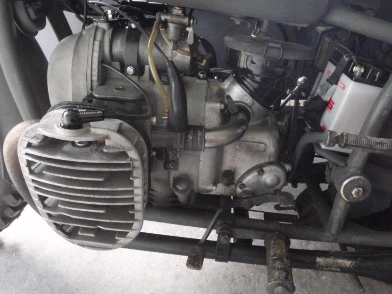 Restauration d'un DNIEPR 750 (BMW R71) Pc260010