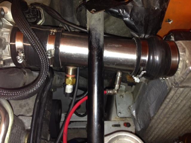 BOOST COOLER - Iniezione acqua per raffreddare aria Foto_110