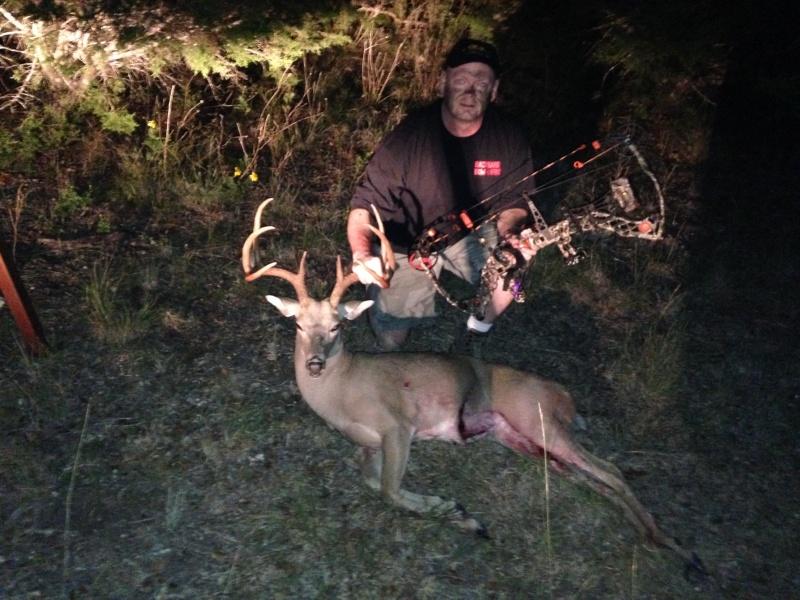 First Bow Buck Buck12