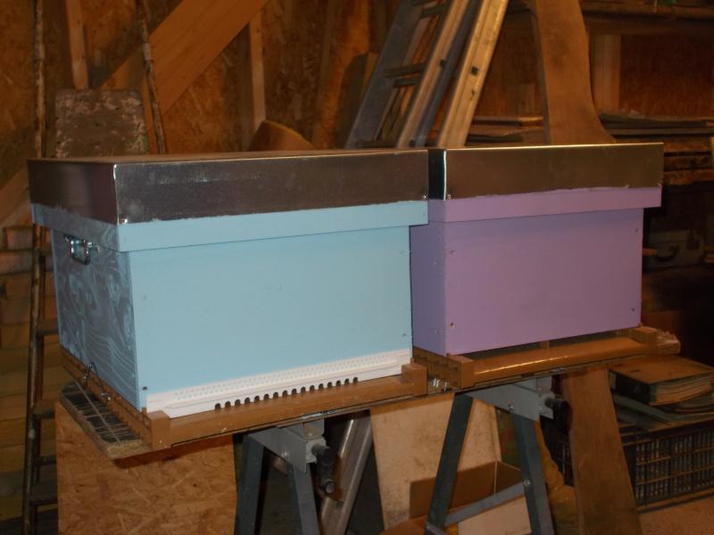 Quels bois sont à éviter pour fabriquer une ruche Dadant? - Page 2 Dscn0211