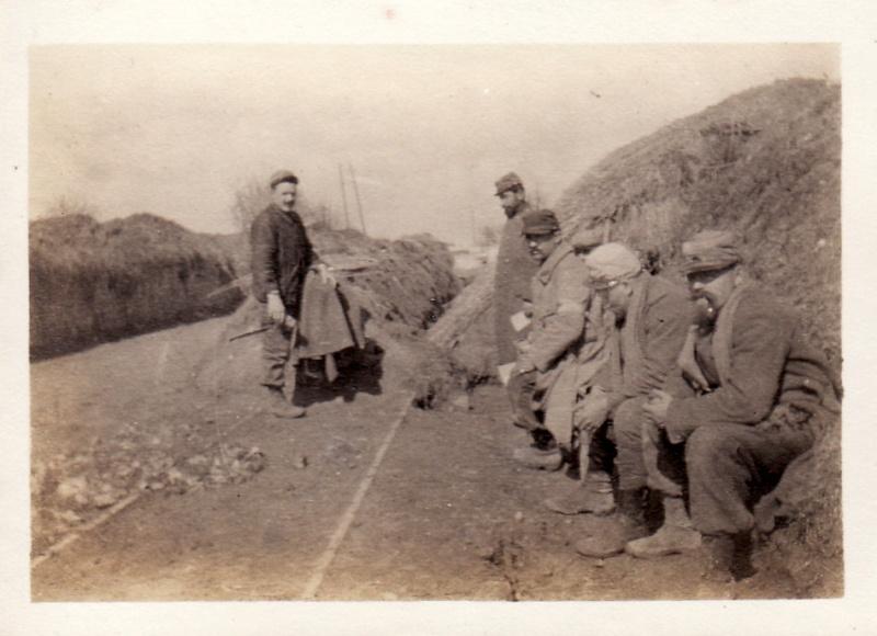 Photos de Cormicy et des environs : le canal, La Neuville et Sapigneul (entre 1914 et 1915) 239e-115
