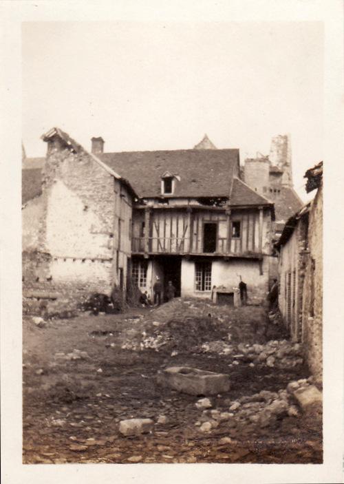 Photos de Cormicy et des environs : le canal, La Neuville et Sapigneul (entre 1914 et 1915) 239e-116