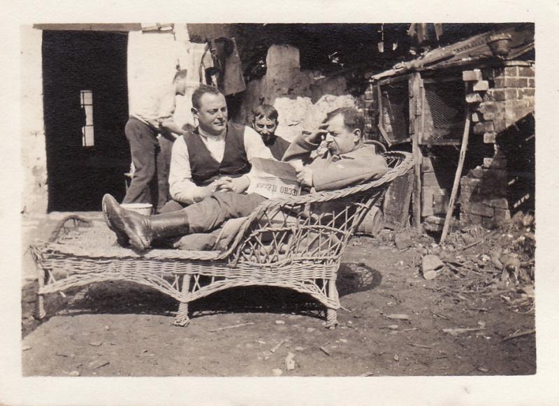 Photos de Cormicy et des environs : le canal, La Neuville et Sapigneul (entre 1914 et 1915) 239e-117