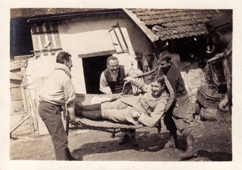Photos de Cormicy et des environs : le canal, La Neuville et Sapigneul (entre 1914 et 1915) 239e-118