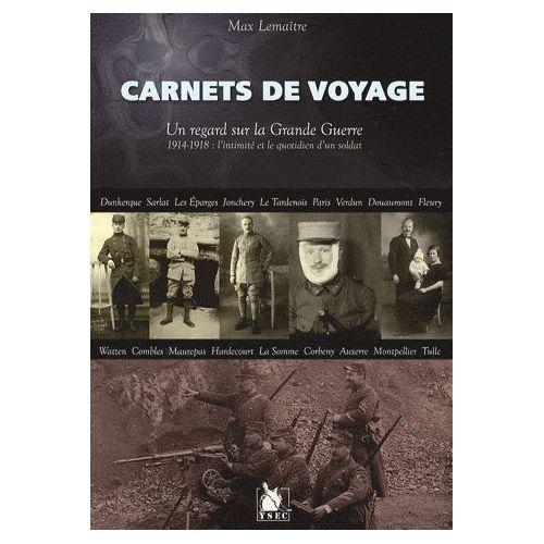 Max Lemaître - Carnets de voyage : un autre regard sur la Grande Guerre 89370812