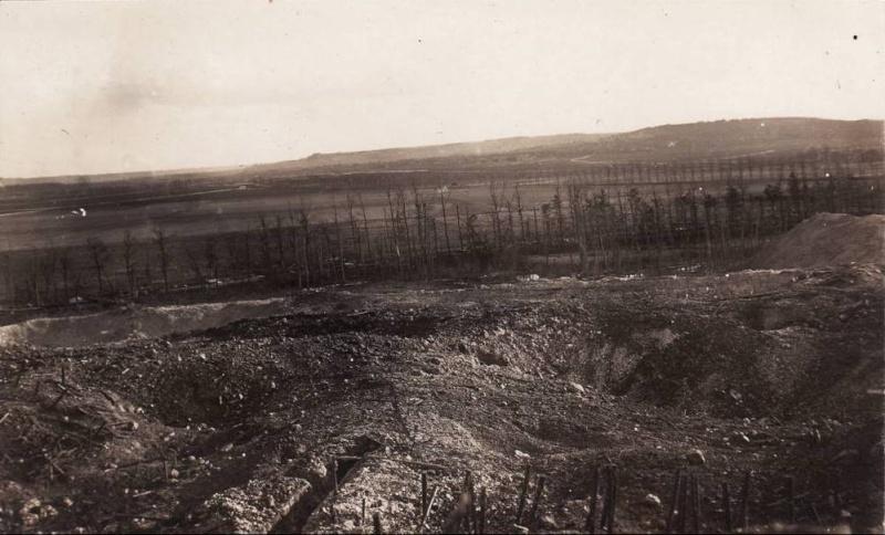Photos de Cormicy et des environs : le canal, La Neuville et Sapigneul (entre 1914 et 1915) Carrie10