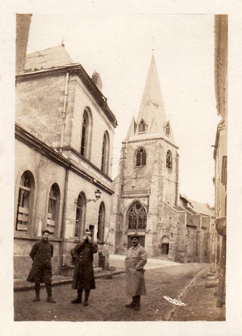 Photos de Cormicy et des environs : le canal, La Neuville et Sapigneul (entre 1914 et 1915) Cormic10