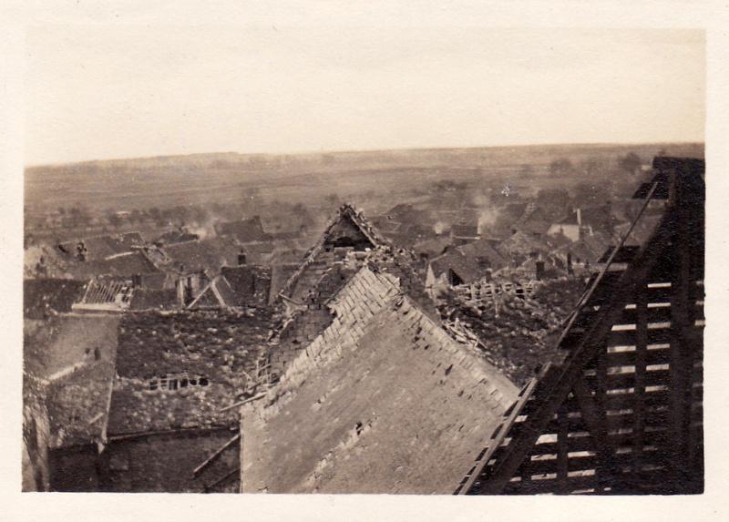 Photos de Cormicy et des environs : le canal, La Neuville et Sapigneul (entre 1914 et 1915) Cormic13