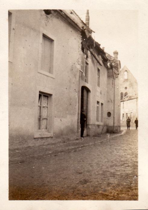 Photos de Cormicy et des environs : le canal, La Neuville et Sapigneul (entre 1914 et 1915) Cormic16