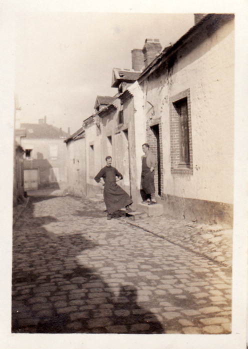 Photos de Cormicy et des environs : le canal, La Neuville et Sapigneul (entre 1914 et 1915) Cormic18