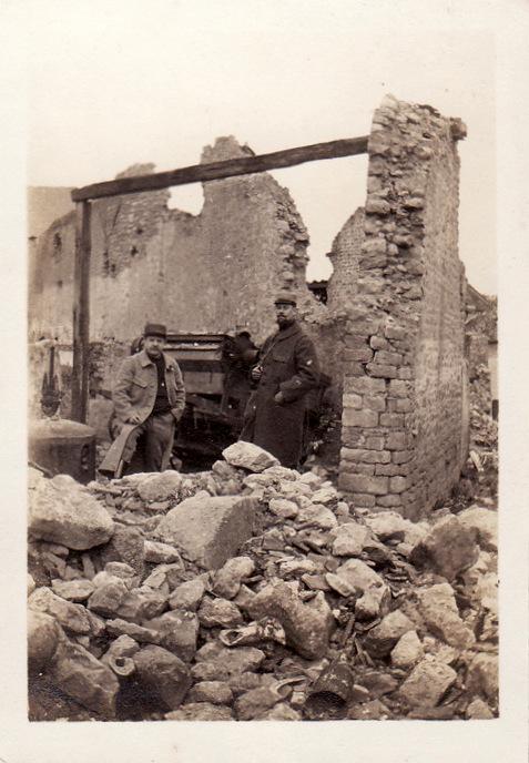 Photos de Cormicy et des environs : le canal, La Neuville et Sapigneul (entre 1914 et 1915) Fourri10