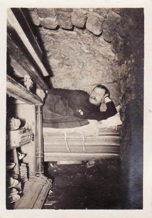 Photos de Cormicy et des environs : le canal, La Neuville et Sapigneul (entre 1914 et 1915) Lecarp10