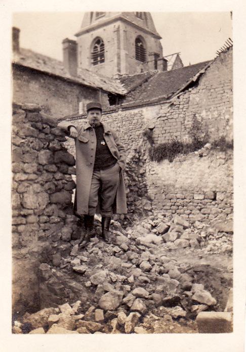 Photos de Cormicy et des environs : le canal, La Neuville et Sapigneul (entre 1914 et 1915) Lecarp12