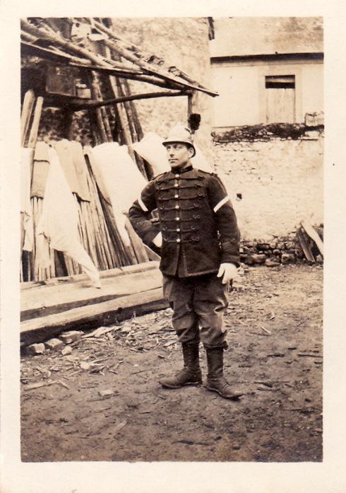 Photos de Cormicy et des environs : le canal, La Neuville et Sapigneul (entre 1914 et 1915) Ordonn11